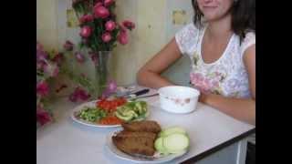 Зеленая диета. Тосты с авокадо
