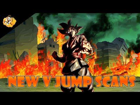 July VJump Scans Leaks Dragon Ball Legends DB DBL DBZ