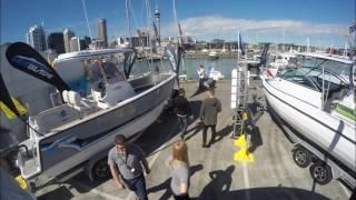 AOWBS 2016 Sea Blade