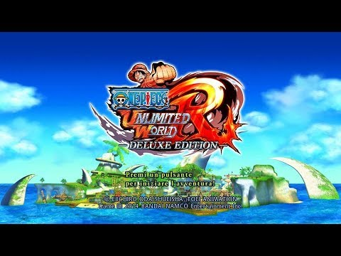 One Piece: Unlimited World Red Deluxe Edition (Switch) First Look on Nintendo Switch - Gameplay