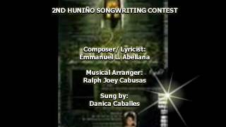 DAGHANG SALAMAT, O SANTO NIÑO with lyrics by Emmanuel L. Abellana