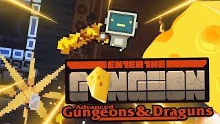 Сырный робот // Enter the Gungeon AG&D #9