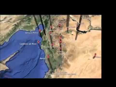 Google earth enables mapping of ancient world youtube google earth enables mapping of ancient world gumiabroncs Choice Image
