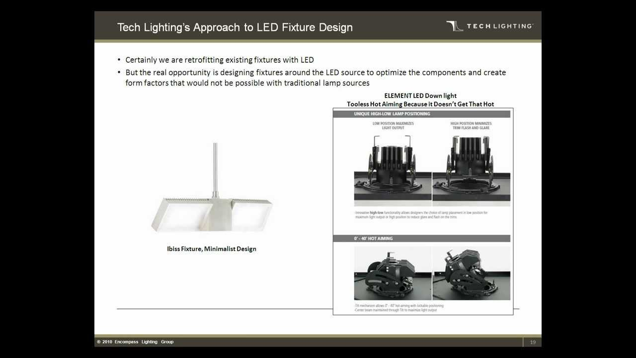 LED Lighting Design For Dummies For 2012
