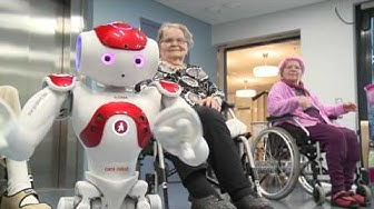 Hankitaanko hoivarobotti? – Should we get a care robot?