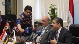 مصر العربية | حسام الجمل : لنا الشرف بتوقيع بروتكول تعاون مع صندوق تحيا مصر