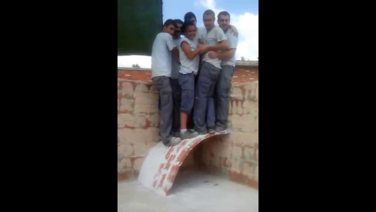 B veda escalera 04092013 youtube for Escaleras retractiles