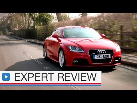 Audi TT coupe 2006 - 2014 car review