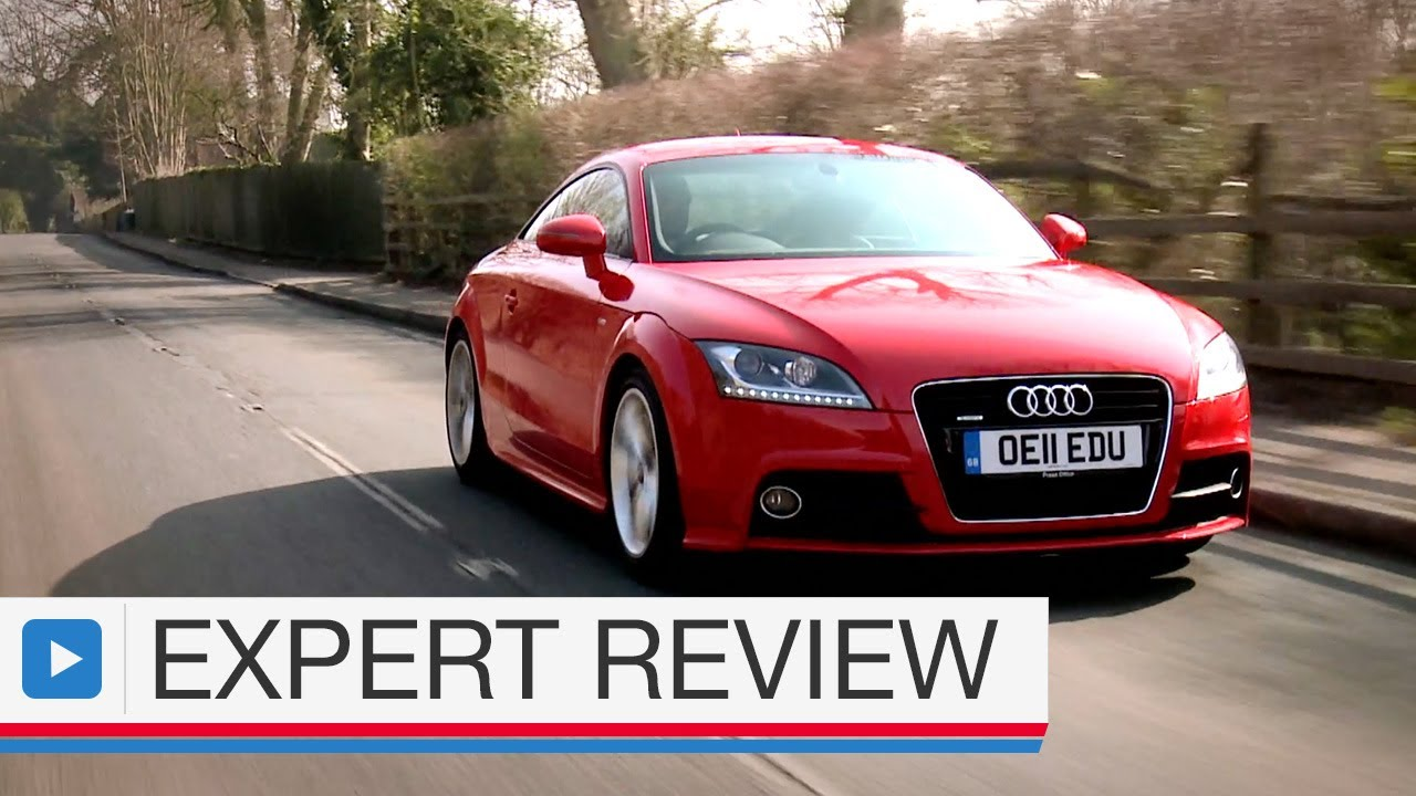 Audi TT coupe 2006 - 2014 car review - YouTube