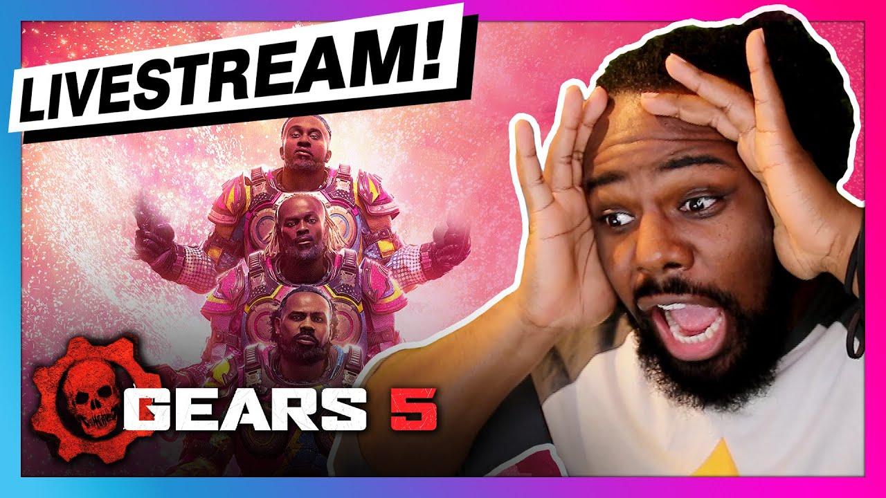 Download New Day ROCKS in Gears 5! – UUDD Livestream