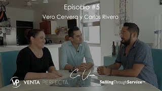 """Un """"Power Couple"""" Emprendor, Temporada 1, Venta Perfecta Reality Show"""