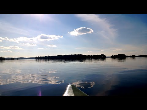 """Travelling with lesles: S2E5 Luopioinen, Finland. """"The Land of a Thousand Lakes."""""""