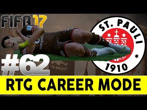FIFA 17 | RTG Career Mode | #62 | EL TORO INJURY + THE STREAK ENDS!!!