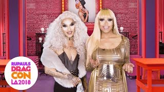 Wait, What? - Mariah Balenciaga and Kimora Blac are appearing at RuPaul's DragCon LA 2018!