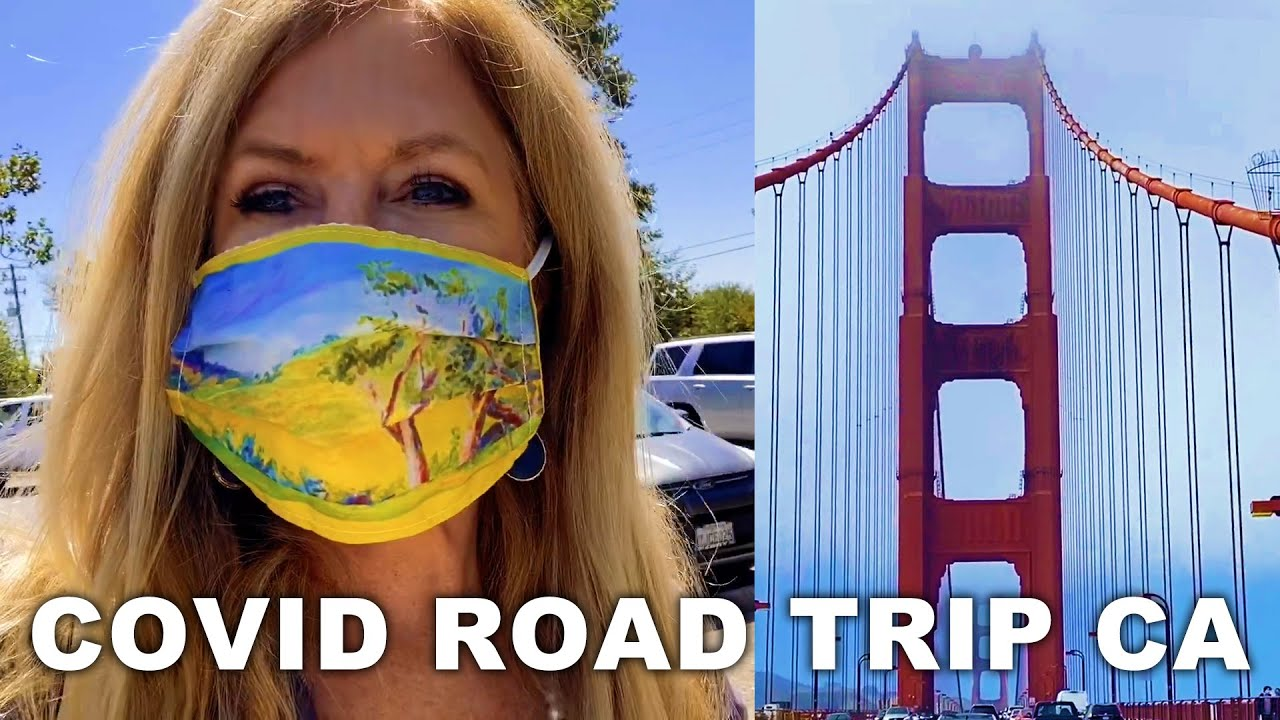 How To ROAD TRIP Safely California | Coronavirus USA Updates