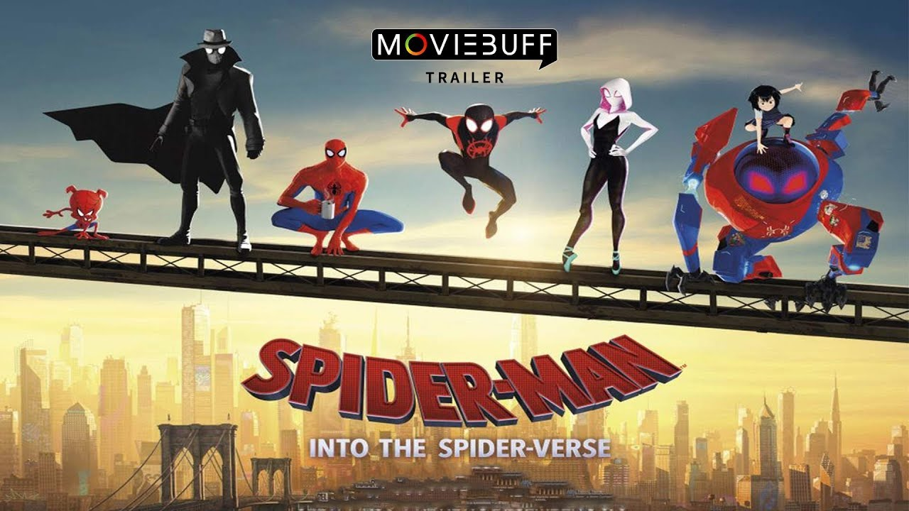 Spider-Man: Into the Spider-Verse - Tamil Trailer | Sony Pictures | Marvel Studios
