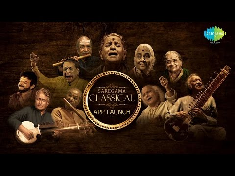 Saregama Classical App Launch Event | Pt. Jasraj, Pt. Hariprasad Chaurasia, & Many More