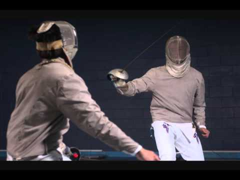 UNC Head Fencing Coach Ron Miller and Woody Durham 2008 Podcast