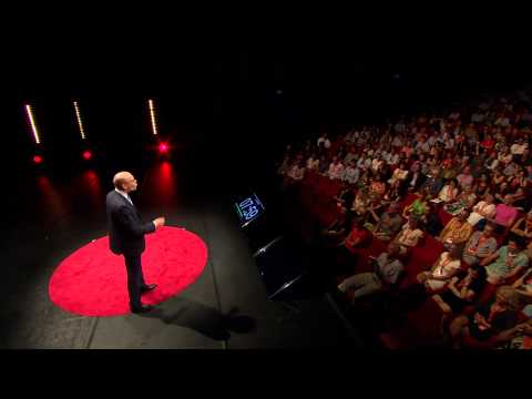 Strategic quitting: Paul Rulkens at TEDxMaastricht