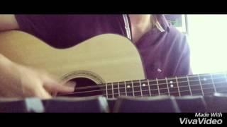 Mưa hồng - Tùng Anh (cover guitar)