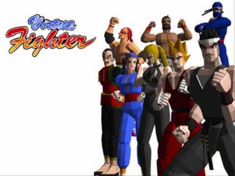 Virtua Fighter OST Theme of Jacky