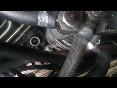 Двигатель д 245 евро 2 не тянет часть 3. Или как добавить подачу воздуха на аппаратуру.