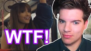 Baixar ARIANA GRANDE - EVERYDAY FT. FUTURE (OFFICIAL MUSIC VIDEO) REACTION