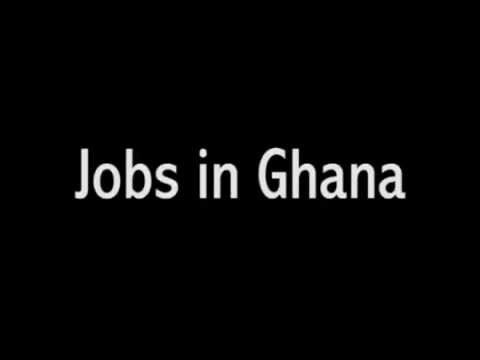 latest jobs in ghana