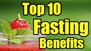 10 Benefits You Can Gain From Fasting