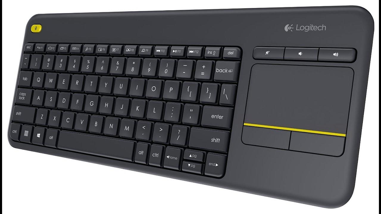 Review: Logitech K400 Plus vs The K400