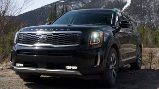 2020 Kia Telluride SX Review: Kia's SUV King