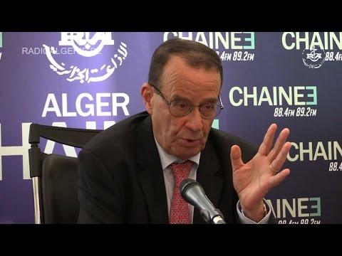 Zouaoui Benhamadi Président de l'autorité de régulation de l'audiovisuel