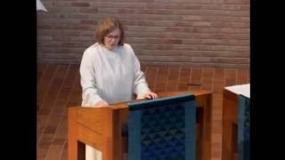 Daily Chapel, December 7th, 2016