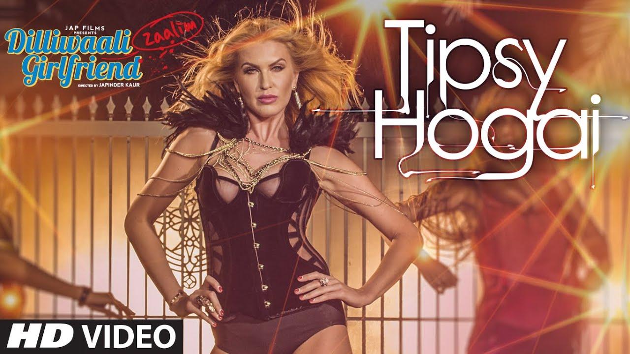 Download Tipsy Hogai VIDEO Song|Dilliwaali Zaalim Girlfriend | Dr Zeus ,Pooja | Natalia Kapchuk|Divyendu