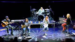 """Tesla - """"Thank you"""" Acoustic from the 2013 Monsters of Rock Cruise!"""