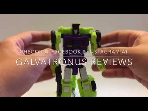 Dr. Wu: DW-P28 (Upgrade Kit for Combiner Wars Devastator / Hook)