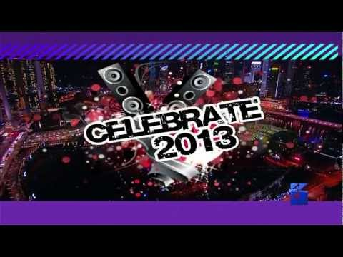 SKARF @ Celebrate 2013 With 5 @ The Float At Marina Bay