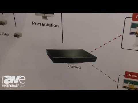 Integrate 2016: Reach Demos Education IP Video Solutions
