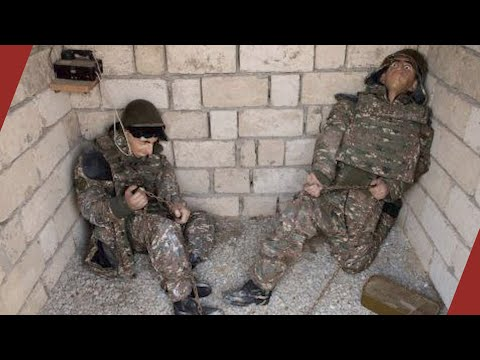 Baku's New Museum Complete With Chained Armenian POWs, Injured Soldiers \u0026 Armenophobic Tropes