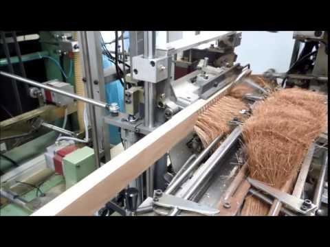Schlesinger U-BFA 2.1 E4 Brush Machine 4-axis CNC