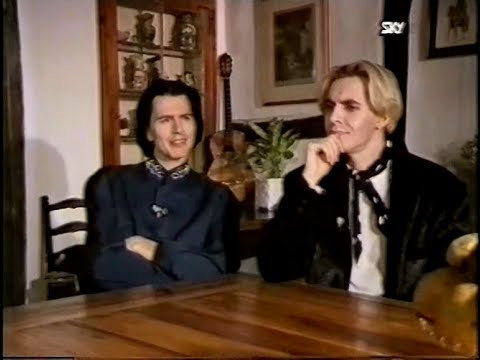 "Duran Duran - Big Thing special - ""From glam boys to bad boys"" documentary - Sky channel 1988"