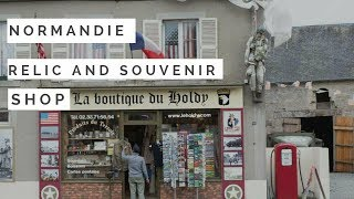 Relic and Souvenir Shop Normandie