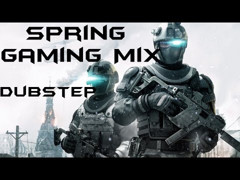 Dubstep Gaming Mix Spring 2016 | Qaliber Mix