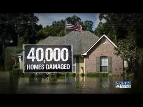 Encouraging video about historic Louisiana flooding
