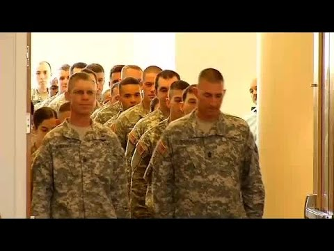 Second tour of duty likely for National Guard troops  - YouTube