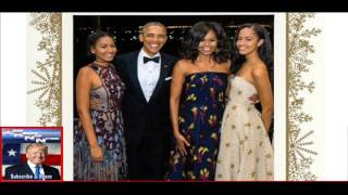 """Obama's Last Christmas Card Leaves Out """"Merry Christmas"""" Completely"""