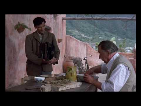EL CARTERO Y PABLO NERUDA de Michael Radford en 8madrid TV