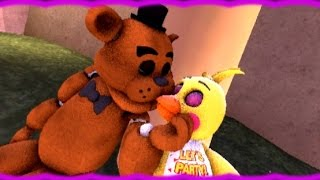 - SFM FNAF Toy Chica x Freddy