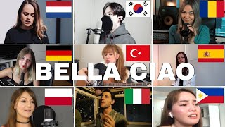 Who Sang It Better :Bella Ciao - La Casa De Papel (netherland,italy,romania,germamy,south korea )