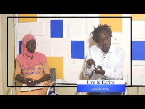 Tele-Ecole: Lire et Ecrire PAPE SAMBA KANE PARTIE1